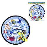 Дартс на липучке «Морской мир», 226-2, іграшки