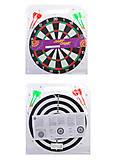 Дартс для всей семьи «В яблочко», C34000, toys.com.ua