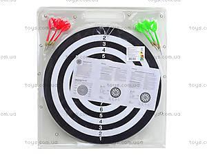 Игровой дартс со стрелами для детей, F15, фото