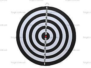 Игровой дартс для детей и взрослых со стрелами, 989, купить