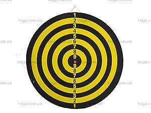 Игровой дартс с набором стрел, 9068, фото