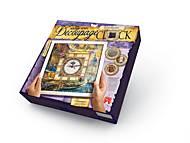 Decoupage Clock - креативное творчество, DKC-01-01, купить