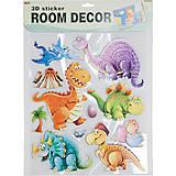 Декорации для детской комнаты «Динозавры», RDS-105, фото