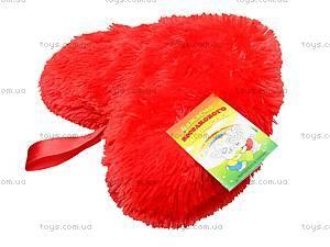 Декоративная подушка-сердце, 52 см, 20.04.05, купить