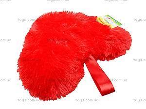 Декоративная подушка-сердце, 52 см, 20.04.05, отзывы