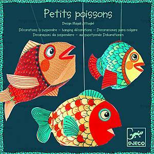 Декоративные подвески «Маленькие рыбки», DD04953
