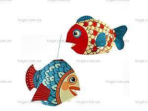 Декоративные подвески «Маленькие рыбки», DD04953, купить