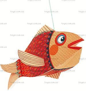 Декоративные подвески «Маленькие рыбки», DD04953, фото