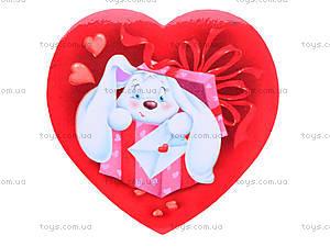 Декоративный магнит «Валентинка», JL5105-01, магазин игрушек
