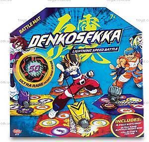 DENKOSEKKA. 4 игровые мата+супер диск /60/, G06313