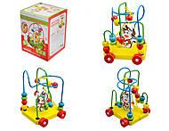 Развивающая игрушка «Лабиринт - каталка», GT2017-504, отзывы