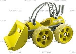 Деревянная игрушка-бульдозер E-Dozer, 897793