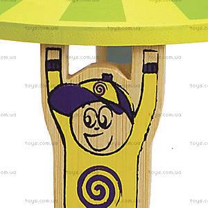 Деревянная головоломка-балансир Crazy Tower, 897660, фото