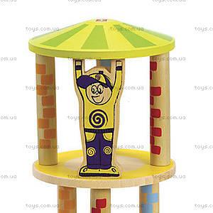 Деревянная головоломка-балансир Crazy Tower, 897660, отзывы