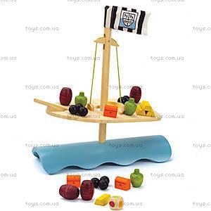 Деревянная головоломка-балансир Stormy Seas, 897533