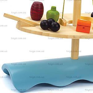 Деревянная головоломка-балансир Stormy Seas, 897533, отзывы