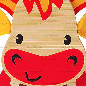 Деревянная головоломка-балансир Supermoose, 897684, фото