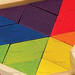 Деревянная игрушка-головоломка Mixed Puzzles, 897955, фото
