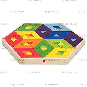 Деревянная игрушка-головоломка Mosaic Puzzle, 897537