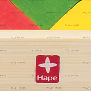 Деревянная игрушка-головоломка Mosaic Puzzle, 897537, фото