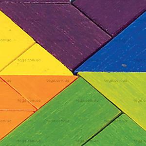 Деревянная игрушка-головоломка Mosaic Puzzle, 897537, отзывы