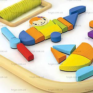 Деревянная головоломка на магнитах Magnetic Vehicles, 897652, фото