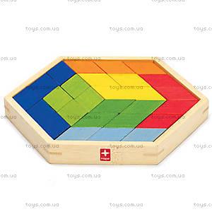 Деревянная игрушка-головоломка Prism Puzzle, 897555