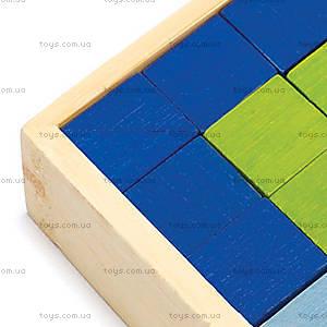 Деревянная игрушка-головоломка Prism Puzzle, 897555, отзывы