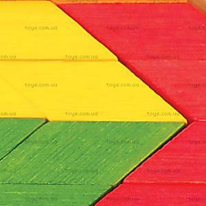 Деревянная игрушка-головоломка Prism Puzzle, 897555, цена