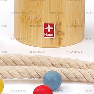 Деревянная головоломка с шариками Rapido, 897535, фото