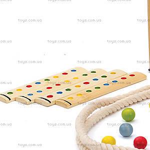Деревянная головоломка с шариками Rapido, 897535, отзывы