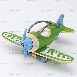 Деревянный самолет из бамбука E-Plane, 897771