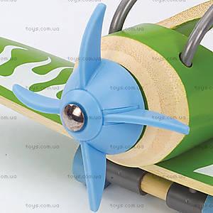 Деревянный самолет из бамбука E-Plane, 897771, купить