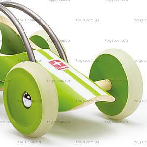 Деревянная игрушка-машинка E-Racer Suzuka, 897951, фото