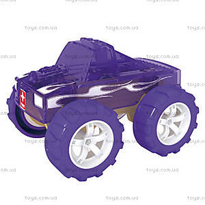 Деревянная игрушка-машинка Monster Truck, 897757