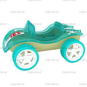 Деревянная машинка из бамбука Beach Buggy, 897961