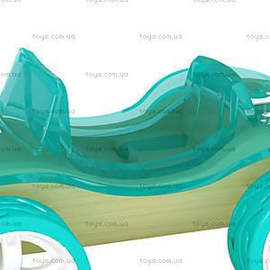 Деревянная машинка из бамбука Beach Buggy, 897961, отзывы