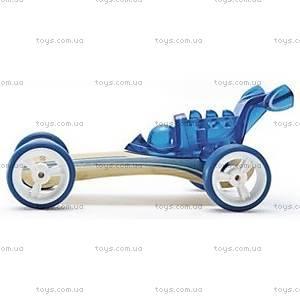 Деревянная машинка из бамбука Dragster, 897959, купить