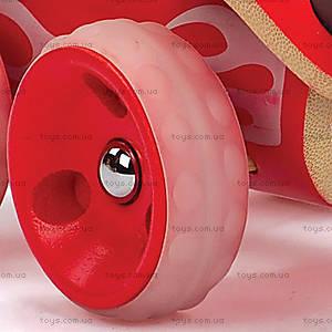 Деревянная игрушка-машинка E-Offroader, 897579, купить