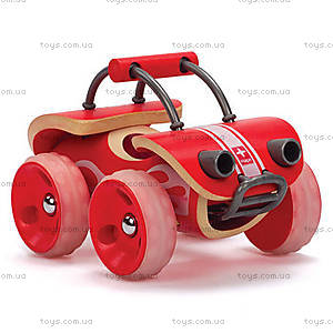 Деревянная игрушка-машинка E-Offroader, 897579