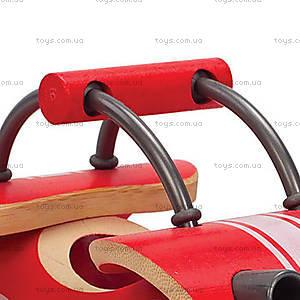 Деревянная игрушка-машинка E-Offroader, 897579, фото