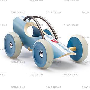 Деревянная машинка из бамбука E-Racer Le Mans, 897950