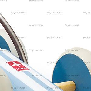 Деревянная машинка из бамбука E-Racer Le Mans, 897950, фото