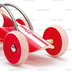 Деревянная игрушка-машинка E-Racer Monza, 897952, отзывы