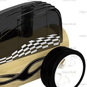 Деревянная машинка из бамбука Low Rider, 897858, отзывы