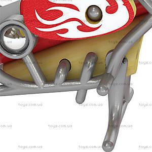 Деревянная игрушка-мотоцикл из бамбука E-Chopper, 897781, отзывы