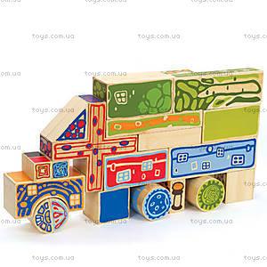 Набор для конструирования фигур Bamboo Blocks, 897716