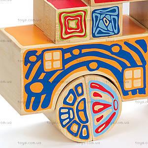 Набор для конструирования фигур Bamboo Blocks, 897716, купить