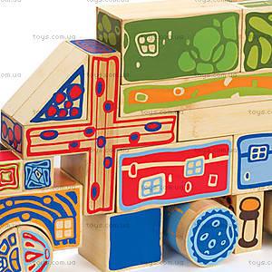 Набор для конструирования фигур Bamboo Blocks, 897716, отзывы