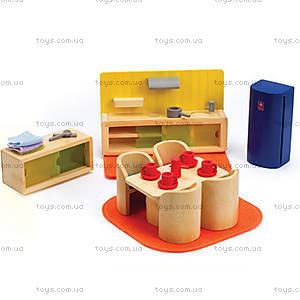 Деревянный набор мебели Cosy Kitchen Dinner, 897571